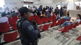 Policía interviene sede de tránsito en estado mexicano