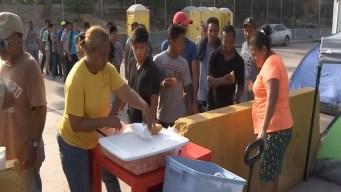 Aumenta el número de migrantes devueltos a Matamoros