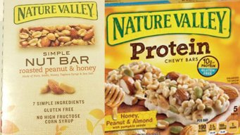 General Mills retira barras Nature Valley a nivel nacional