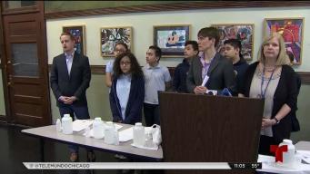 Plomo en el agua: proyecto de alumnos beneficia a Avondale