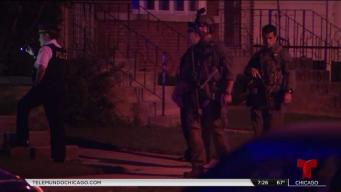 Policía fuera de servicio le dispara a un hombre en South Chicago