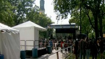"""Arranca 'Ruido Fest"""" en Union Park"""