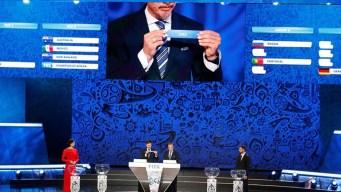 Copa Confederaciones: México debuta ante Portugal