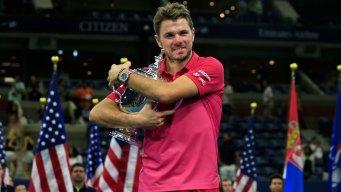 Stan Wawrinka vence a Novak Djokovic y gana el US Open