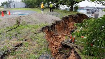 Terremoto en Japón deja más de 20 heridos