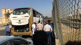 Egipto: matan a milicianos tras ataque a autobús