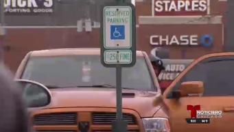 Policía está al asecho por mal uso de permiso por discapacidad