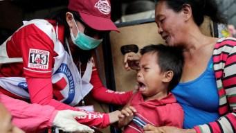 Pánico en Filipinas: decenas de muertos tras mortal brote