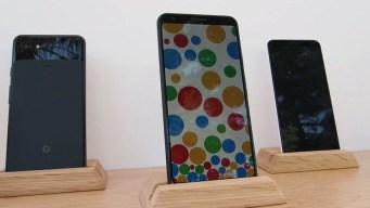 Google presenta modelos de teléfono a mitad de precio