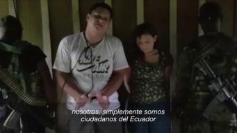 Otro secuestro por el conocido guerrillero alias Gaucho