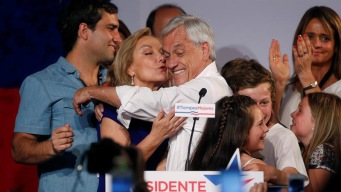 Elecciones Chile: Piñera y Guillier a segunda vuelta