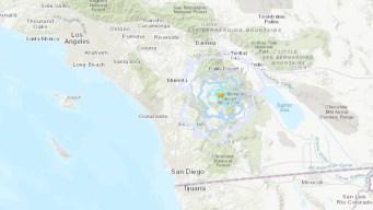 Otro sismo en California: registran uno leve de 3.7 en Anza