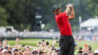 Tiger Woods gana su primer torneo en más de cinco años