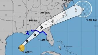 Pronostican tormenta tropical en el Golfo del México