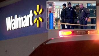 Tiroteo en un Walmart: un muerto y dos heridos