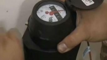 Suspenden instalación de nuevos medidores de agua