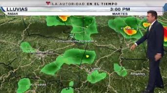 ¡Buenas noticias! Guajataca recibe lluvias