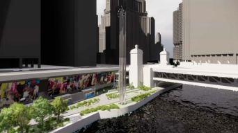 Lo nuevo en Chicago: inaugura extensión del Riverwalk