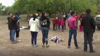 Victoria legal para padres migrantes deportados