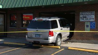 Sin licencia: mujer que se estrelló contra restaurante Golden Nugget