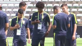 FIFA Sub-17: prohíben celulares durante cena de jugadores de fútbol