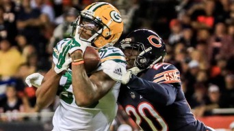 Green Bay Packers triunfa en casa de los Chicago Bears