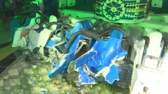 Tragedia en parque de atracciones: dos jóvenes mueren al instante