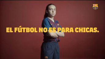 """""""El fútbol no es para chicas.."""", mira lo que dicen ellas"""