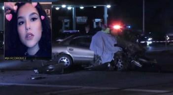 Brutal accidente en Hammond mata a dos jovencitas de Chicago