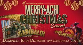 Llega a Chicago el concierto Merry-Achi Christmas 2018