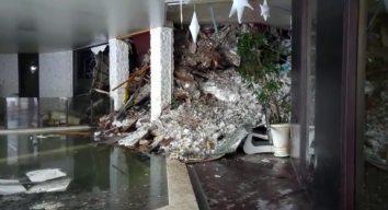 Avalancha sepulta hotel en Italia y deja 30 desaparecidos