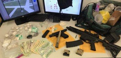 Incautan más 80 armas ilegales en Chicago este fin de semana