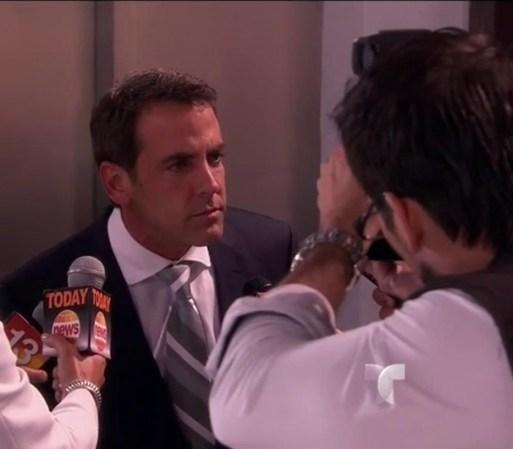 Humberto agrede a la prensa cuando le preguntan por Santiago y cuando ...