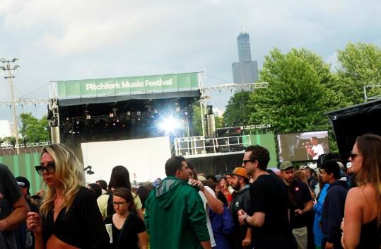 Pitchfork Music Fest: rock, rap, moda y mucho hipster en Chicago