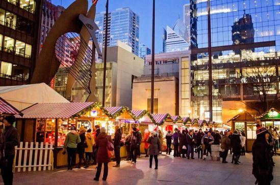 Christkindlmarket abre este viernes en la Plaza Daley