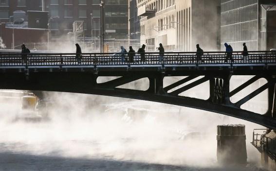 Intenso frío y nieve para Chicago este fin de semana <br />