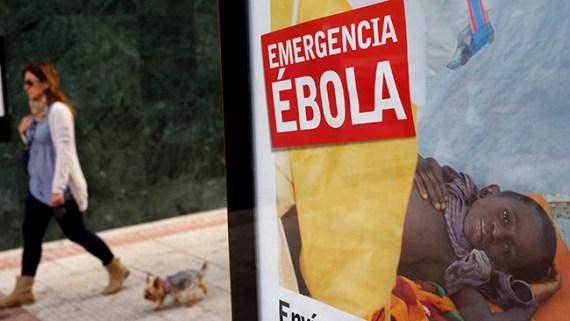 Ébola: 4 posibles nuevos casos en Madrid