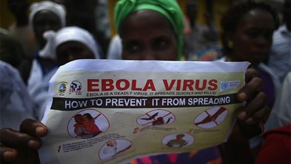 Ébola: Autorizan ensayos de vacuna