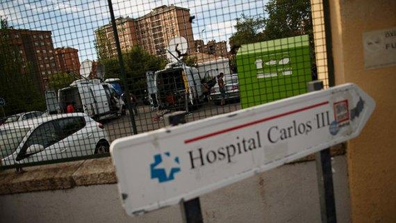 Ébola: Muere sacerdote español infectado
