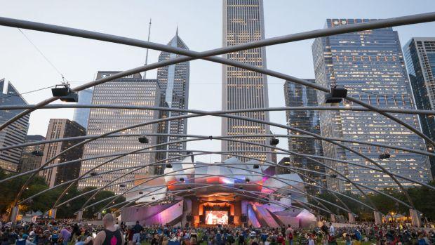 Millennium Park: guía de eventos para el verano 2018