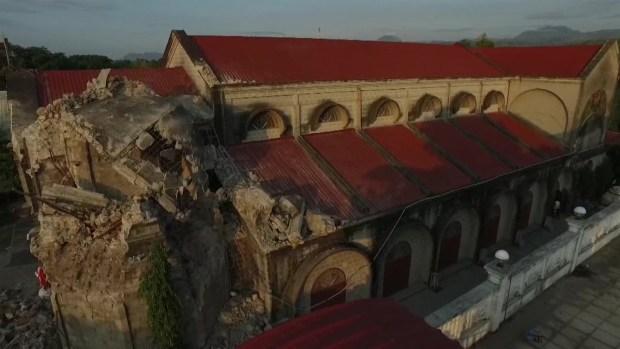 Sube cifra de muertos tras dos fuertes terremotos en las Filipinas