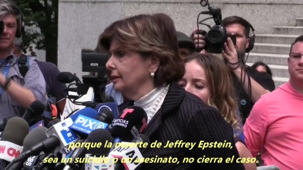 [TLMD - LV] Declaran supuestas víctimas de Epstein