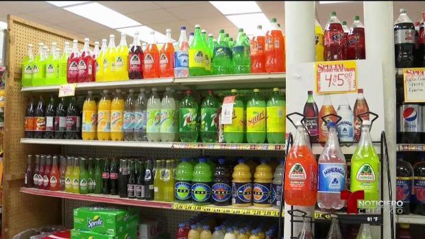 A pagar más por las bebidas azucaradas en Chicago