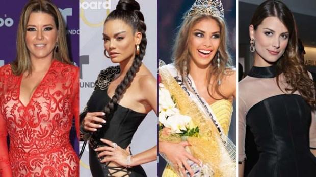 """Cuatro Miss Universo latinas se juntan en """"Un nuevo día"""""""
