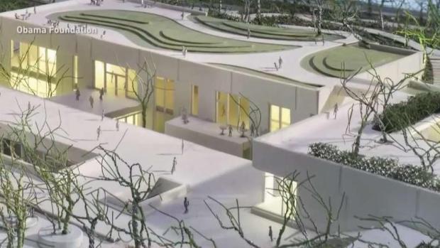 Aprueban construcción del centro presidencial Obama