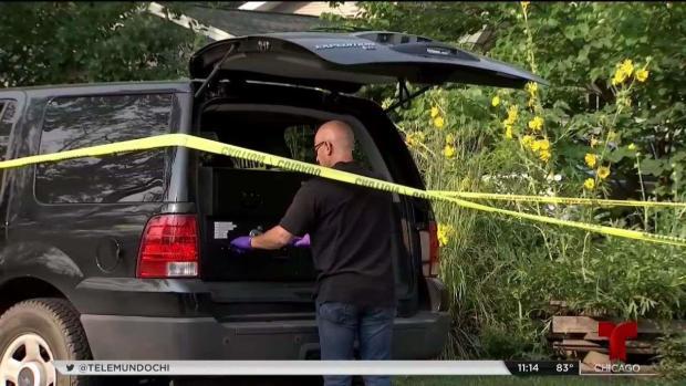 Asesinan a tiros a prominente abogado de Chicago en Northfield.