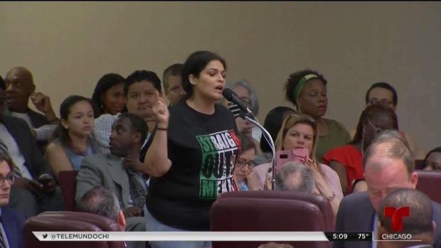 Chicago: presentan resolución para frenar la separación de familias