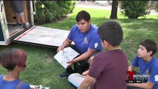 Campamento de verano gratis para niños en suburbios de IL