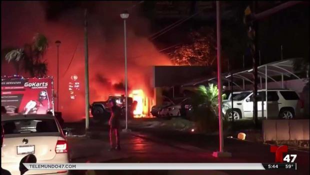 [TLMD - LV] México: violencia en Cancún