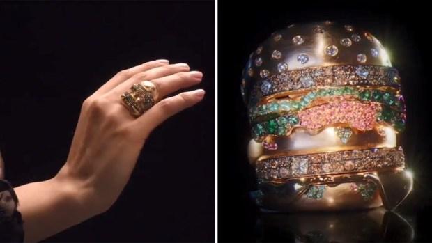 """""""Bling Mac"""": McDonald's regala anillo de $12,500"""